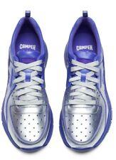 CAMPER Drift Lace-Up Fashion Sneaker Purple Silver EU 44 Mens US Size 11 NEW