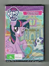 My Little Pony Friendship Is Magic - Friendship University (DVD, 2019)