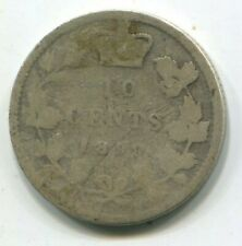 Foreign Coin - Canada - Dime (10 Cents) 1899