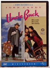 Uncle Buck (DVD, 1998, Widescreen) John Candy