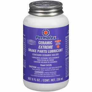 Permatex 236ml. Ceramic Extreme Brake Parts Lubricant 24125