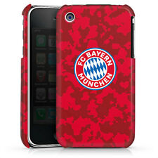 Apple iPhone 3Gs Premium Case Cover - Camouflage Muster FCB