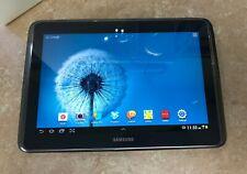 Samsung Galaxy Note 10.1 WiFi GT-N8013ZW 16GB Deep Gray |GOOD CONDITION.| RE@D<<