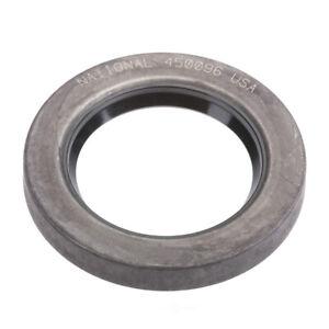 Engine Crankshaft Seal-Timing Cover Seal Front National 450096