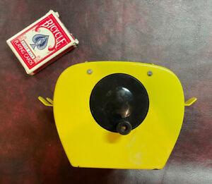 Vintage Card SCard shufflerhuffler