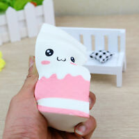 Cute Milk Carton Squishy Squeeze Slow Rising Fun Toy Relieve Stress Gifts  /A+