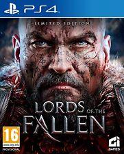 LORD OF THE FALLEN LIMITED EDITION VIDEOGIOCO PS4 ITALIANO GIOCO PLAYSTATION 4