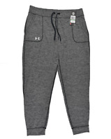 NEW! Under Armour Heat Gear Loose Sz L Pants Comfort Women's MSRP $44.99