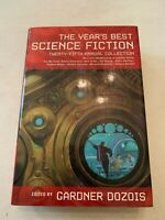 2008 The Years Best Science Fiction by Gardner Dozois Hardcover with Dust Jacket