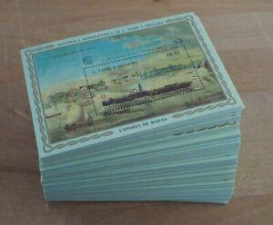 1984 Sao Tome; 500 Blocks Union, Bl. 151, postfrisch/MNH, ME 8500,-