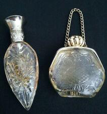 Vintage Ralph Lauren Refillable Purse Perfume Spray and Petite Purse Bottle Avon