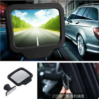 LMST Car Rear View Mirror Auto Interior Mirror Wide Angle Stick On Car Baby Car Mirror for Back Seat