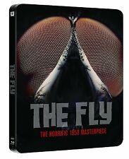 The Fly - 1958 (Limited Edition Steelbook) (Blu Ray)