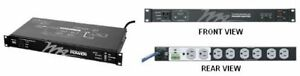 Middle Atlantic PDC-915R-6 Rackmount Power 9-Outlet 15-Amp 6-Control Surge - NEW