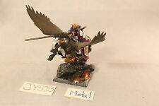 Warhammer Bretonnia Lord on Pegasus Knight