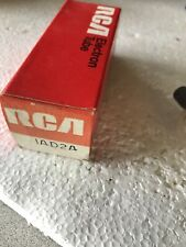 Rca Vacuum Tubes Type 1Ad2A