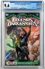 Dark Nights: Death Metal LOTDK #1 (DC, '20) 1st Robin King, CGC 9.6 (SCC000493)
