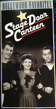 Stage Door Canteen (VHS) All-star cast in 1943 classic