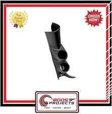 "AutoMeter Dual 2-1/16"" Pillar Gauge Pod SILVERADO/SIERRA 99-07 * 17104 *"