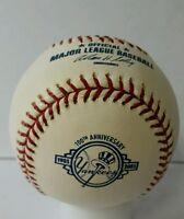 2003 NY Yankees 100th Anniversary Rawlings OMLB baseball, New in cube