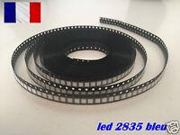 SX-2835-BLUE-LED  2835 LED SMD 0,2 W 3.0-3.4V COULEUR BLEU