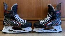 custom Ccm Jetspeed Ft2 hockey skates - 6.5 - Tuuk Ls5 Carbon - made in Canada