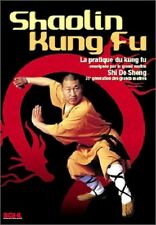 41044//SHAOLIN KUNG FU ENSEIGNEE PAR LE GRAND MAITRE KUNG FU DVD NEUF