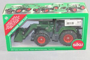 Siku 3554 Fendt Frontlader / Schaufellader Traktor Farmer-Serie Maßstab 1/32 OVP