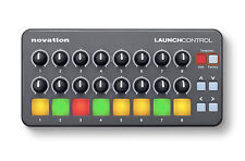 Novation LAUNCH CONTROL USB MIDI Live's Mixers - i Pad Controller - REFURBISHED