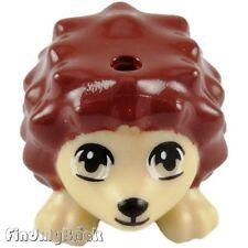 N101B Lego Heartlake Vet Minifigure Animal - Bady Hedgehog 3185 3188 41034 NEW