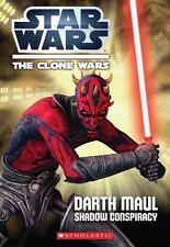 Star Wars: Darth Maul - Shadow Conspiracy by Jason Fry and Inc. Staff...