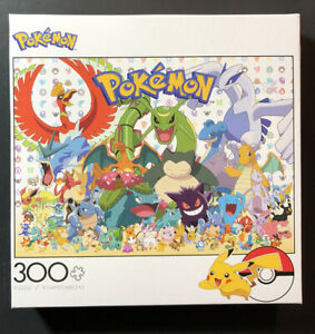 Buffalo Large Pieces Puzzle [ Pokemon Edition ] NEW