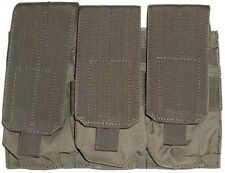 Condor Tactical 5.56 MOLLE Triple Magazine Pouch OD Olive Green MA58-001