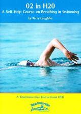 02 IN H20 A SELF-HELP COURSE ON BREATHING IN SWIM (Laughlin) - DVD - Region Free