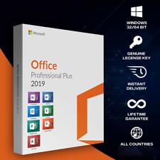 🔻 Microsoft ® Office 2019 Pro Plus 32/64 Bit Lifetime License 🔻