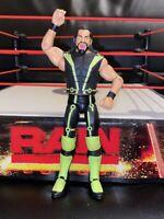 WWE Mattel action figure ELITE 52 WRESTLING SETH ROLLINS kid toy Architect Play