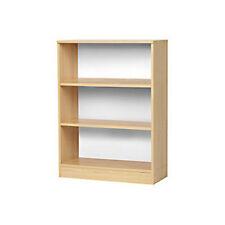 Soho Lounge Furniture - Budget Bookcase - Beech Office / study furniture