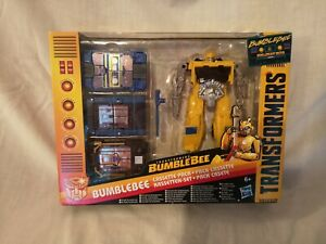 Transformers 'Bumblebee' Cassette Pack  Frenzy Buzzsaw Howlback greatest hits