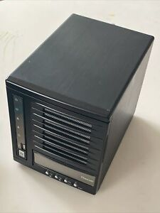 Thecus N4100Pro Network Attached Storage 4 drives 12tb Western Digital wd30eurs