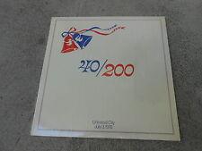 40/200-LP-SAMMY CAHN SINGS NEW LYRICS'VERY GOOD YEAR'FRANK SINATRA-PRIVATE PRESS