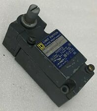 Electrical Limit Switch Square D Schneider 9007c54b2 C054 Side Rotary Actuator