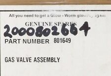GLOW-WORM GAS VALVE ASSEMBLY 801649 HXi 12 15 18 24 30 38, SXi 18, CXi 24 30