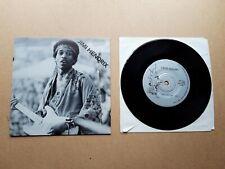 """JIMI HENDRIX 1970 Pop Festival New York 7"""" vinyl EX+/VG Red House 1 & 2"""