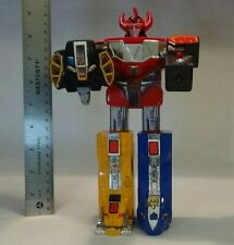 "Bandai Mighty Morphin Power Rangers MMPR 9"" Fist Firing Dino Megazord 1993"