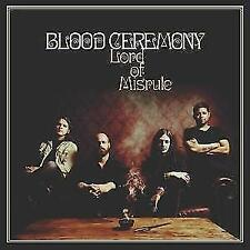 Lord Of Misrule (Red) von Blood Ceremony (2016)