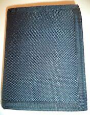 Ash Creek Nylon Trifold Wallet,Denim / Navy
