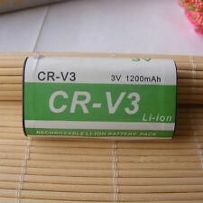 Battery for CR-V3 Olympus C-5050Z C-700 C-700UZ C-720 C-740 C-740UZ