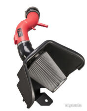 AF Dynamic Air Filter intake *Red* for Ford Mustang 11-14 3.7L V6 +Heat Shield