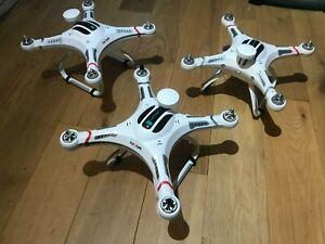3 x Quanum Nova Drones