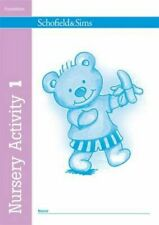 Nursery Activity Book 1 by Kathryn Linaker 9780721708133 | Brand New